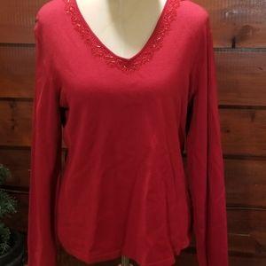 Liz Claiborne sweater (L)